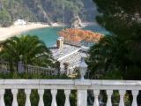 Дом в престижном районе Ллорет де Мар с видом на море