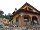 Новый дом в горных окрестностях г. Ллорет де Мар