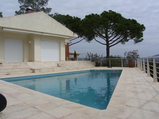 Солнечный дом с видом на море в г. Ллорет де Мар