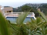 Новый дом с видом на море в г. Ллорет де Мар