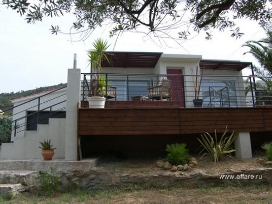 Дом великолепным видом в окрестностях Росаса.