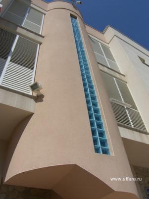Апартаменты на канале в малоквартирном доме новой постройки