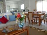 Квартира в элитной зоне Ампуриабрава с видом на порт с парусными яхтами