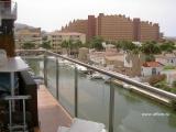 Квартира - атико с видом на море канал и заповедный парк в г. Росас