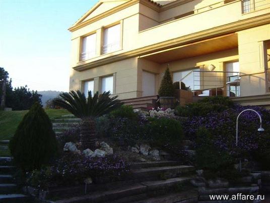 Дом с видом на море в 20 км от г. Барселона