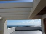 Два дома в стиле модерн в новой в 32 км от г. Барселоны с видом на море