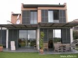 Дом с видом на море и гольф-поле в 33 км от г. Барселоны