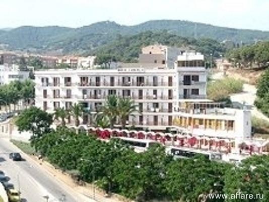 Апарт- отель в привилегированной зоне побережья Коста Брава