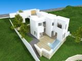Эксклюзивный проект дома в окрестностях Барселоны в урбанизации высокого класса