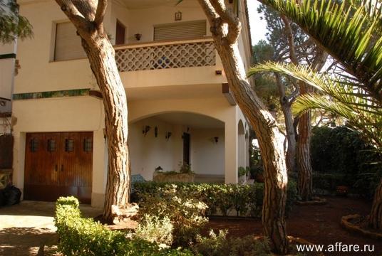 Эксклюзивный дом на первой линни моря в г. Плайя де Аро
