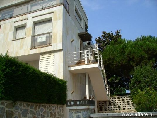 Апартаменты в г. Плайя де Аро c видом на море