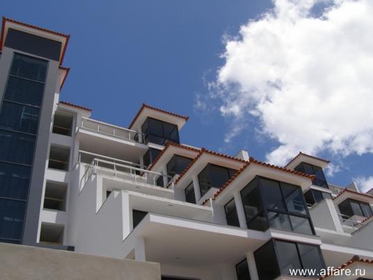 Апартаменты в жилом комплексе на Мадейре