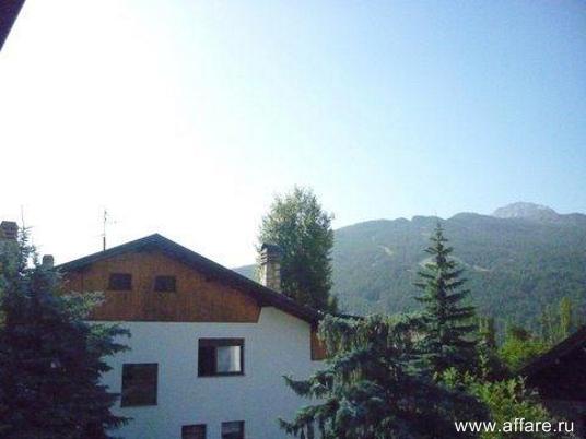 Элегантная квартира с красивым видом из окон