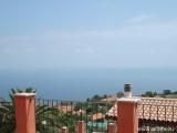 Новая двухуровневая вилла с великолепным панорамным видом на море