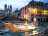 Квартира в центре Рима с видом на площадь Испании
