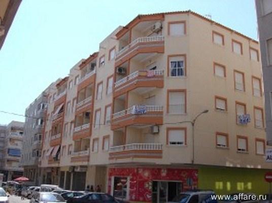 Трехкомнатные апартаменты в Гуардамар дель Сегура рядом с морем