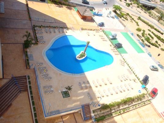 продажа четырехкомнатной квартиры в испании