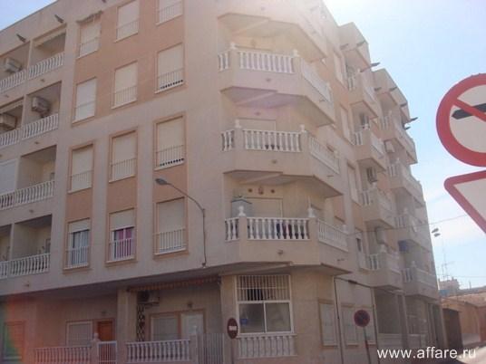 Благоустроенная уютная двухкомнатная квартира в Гуардамар дель Сегура на побережье Испании