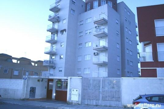 Апартаменты в Торревьеха в центре района с развитой инфраструктурой