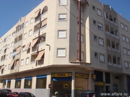 Благоустроенные апартаменты в GuardamardelSegura рядом с морем