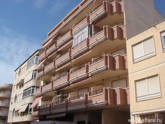 Замечательные апартаменты в Guardamardel Segura недалеко от моря