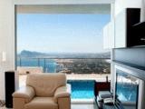 Фешенебельный дом в Марина Байша с панорамным видом на море