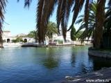 Элитный дом на канале в Ампуриябрава с роскошной территорией