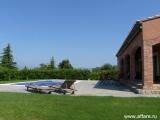 Уютный престижный коттедж в 15 км от г.Росес