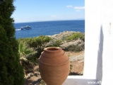 Роскошный особняк в Rosas на первой линии моря