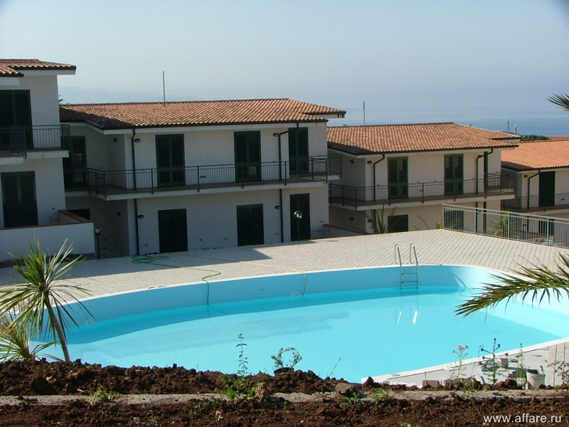 Недвижимость в молизе италия