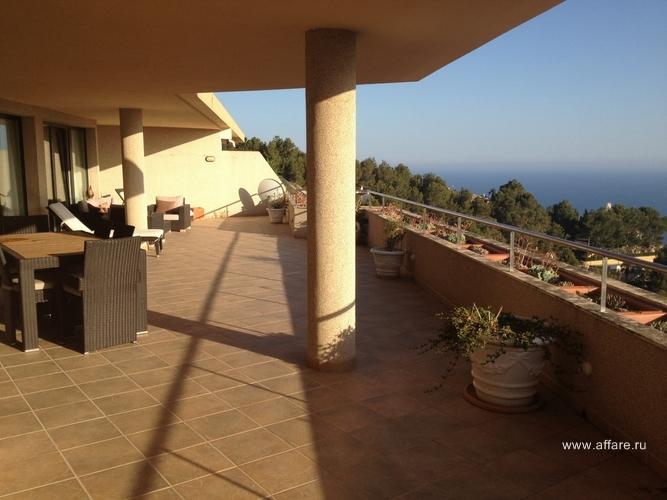 Недвижимость коста бланка с видом на море фото