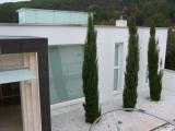 Новый дом в стиле хай-тек на берегу моря, г. Ллорет де Мар